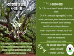 Passeggiata organizzata dal GSA Senigallia