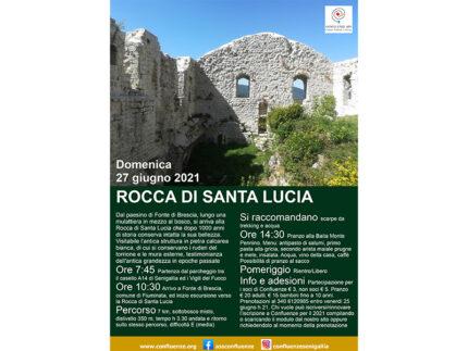 Rocca di Santa Lucia