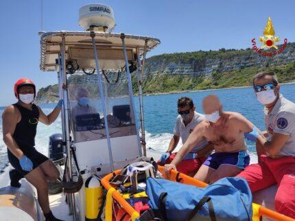 soccorso ad Ancona
