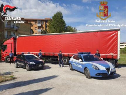 Arresto carabinieri e polizia