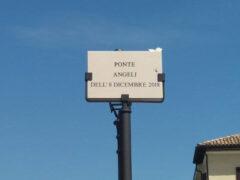 """Inaugurazione """"Ponte Angeli dell'8 dicembre 2018"""""""