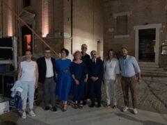 Amministrazione di Senigallia con Rossana Casale a Festival Internazionale del Fado