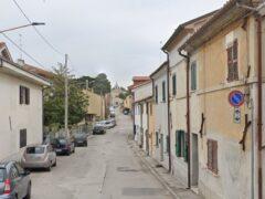 Borgo Marzi a Sant'Angelo di Senigallia