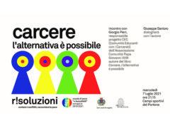 """""""Carcere – L'alternativa è possibile"""" di Giorgio Pieri."""