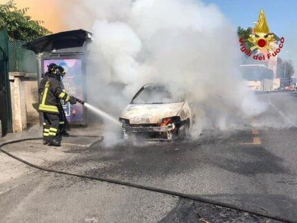 Incendio Palombina