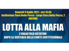 """Manifesto """"Lotta alla mafia"""" FdI"""
