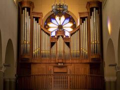Organo della Chiesa S. Maria della Neve di Senigallia