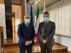Massimo Bello e Alessandro Bono