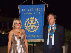 Mario Massacesi nuovo Presidente del Rotary Club
