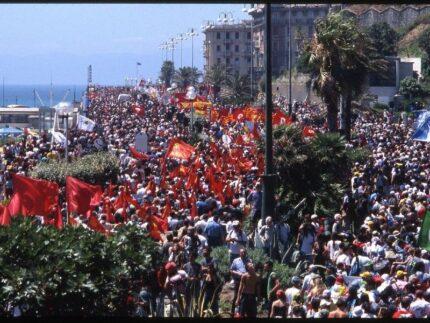 ANPI Senigallia ricorda il G8 di Genova