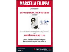 """il libro di Marcella Filippa """"Ursula Hirschmann, come in una giostra"""""""
