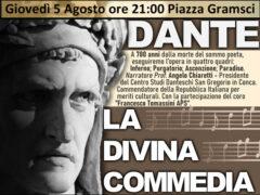 La Centenaria Società Concertistica di Serra de' Conti celebra Dante Alighieri