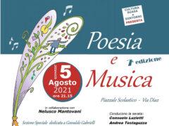 """""""Poesia e Musica"""" a Castelleone"""