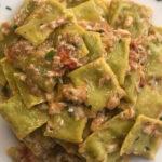 La Rustita Senigallia - primo piatto di pesce