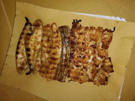 La Rustita Senigallia - arrosto di pesce