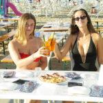Aperitivi allo Skizzo Bar di Senigallia