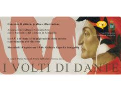 I volti di Dante
