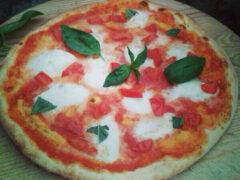 Pizza del ristorante Sailors Club di Senigallia