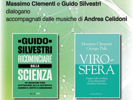 Guido Silvestri e Massimo Clementi