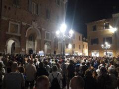 Dibattito Piazza Roma