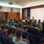 Un degli eventi della Nottenera 2021 a Serra de' Conti