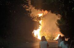 Incendio via Cellini