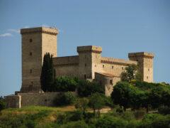 Narni, la Rocca albornoziana (1)
