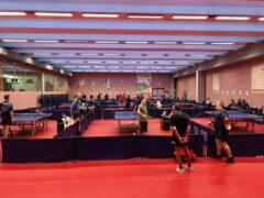 Tennistavolo - Campionati nazionali del dopolavoro