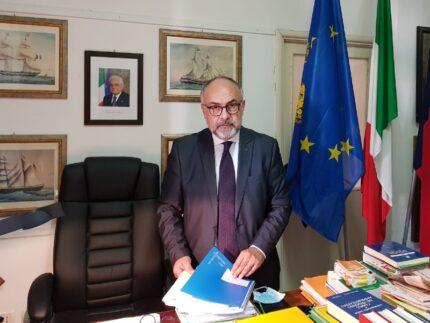 Il Presidente del Consiglio, Massimo Bello