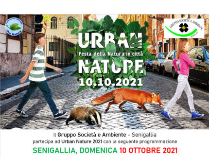 Urban Nature 2021 a Senigallia