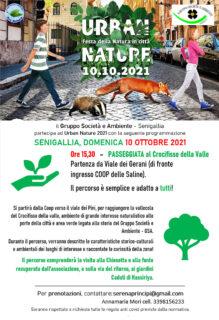 Urban Nature 2021 a Senigallia - locandina