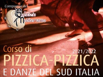 Corso di Pizzica al Teatro Nuovo Melograno di Senigallia