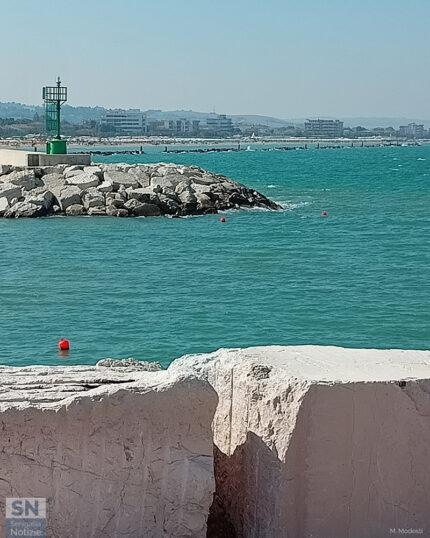 Il porto di Senigallia - Passeggiando al molo - Foto di Melissa Modesti