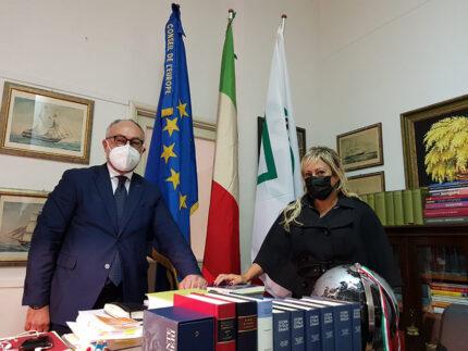 Massimo Bello e Rossana Berardi
