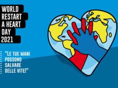 World Restart a Heart day 2021 - La Maratona del Cuore
