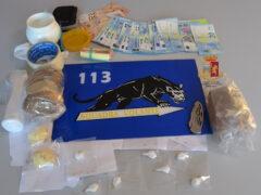 Sequestro Polizia di Senigallia