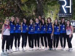 Presentazione Banco Marchigiano Miv Senigallia - Le ragazze della US Pallavolo
