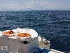 In mezzo al mare di Senigallia - Pranzo al largo - Foto di Michele Mesturini