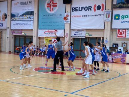 MyCicero Senigallia - Olimpia Pesaro 71 - 43