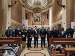 Autorità alla celebrazione del patrono di Trecastelli