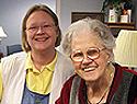 Cura degli anziani malati di Alzheimer