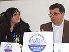 Laura Lavatori e Massimo Marcellini