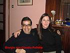 Giorgio Ponzio e Claudia Pallotta