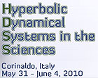 Hyperbolic Dynamical Systems in the Sciences