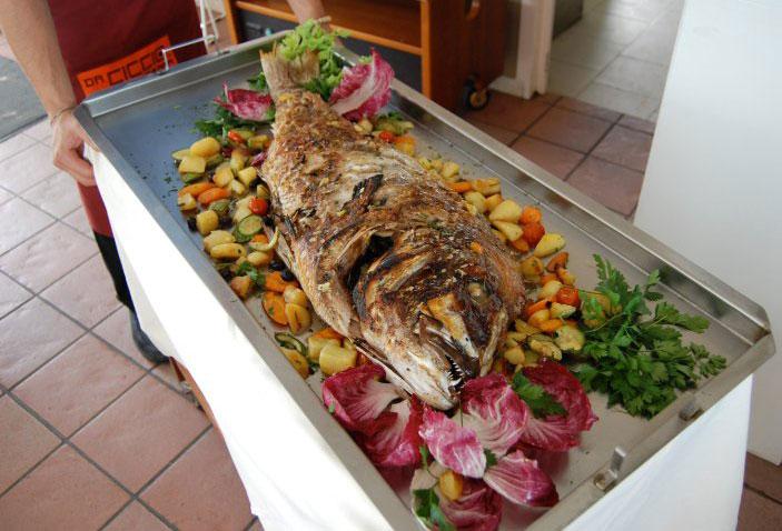 Pesce per tutti i gusti al ristorante da ciccio di for Piatti ristorante