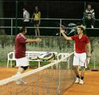 Una partita del Torneo Pettinari 2010