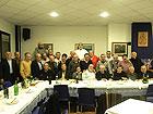 Cena tra vecchi compagni di scuola e professori del Corinaldesi di Senigallia