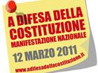 """Post-it """"A difesa della Costituzione"""": manifestazione il 12 marzo anche a Senigallia"""