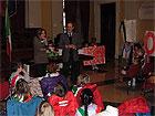 Scuola Materna Piazza Saffi visita Comune Senigallia