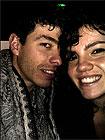 Marco Manoni e Veronica Esposto Berardinelli, i due giovani senigalliesi morti in mare
